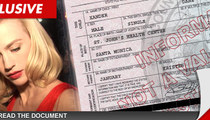 January Jones Birth Certificate -- I STILL Won't Name the FATHER!