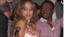 Jennifer Lopez -- Most Eligible Bachelorette in Vegas
