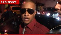 T.I. -- His Welcome Home Party Is ... A Brunch?