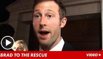 'Moneyball' Star -- Brad Pitt SAVED Our Movie