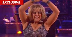 Nancy Grace&#039;s Bra -- Keeper Of Good Luck!