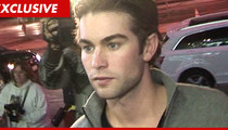 Chace Crawford -- Pot Case Dismissed!