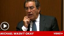 People vs. Dr. Conrad Murray -- Kenny Ortega Testifies