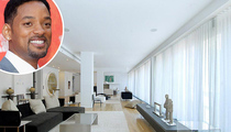 Will Smith's Amazing NYC Apartment For Sale -- See the Photos!