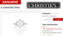 Hef's Ex-Fiancee -- My HUGE Engagement Ring is On the AUCTION BLOCK!