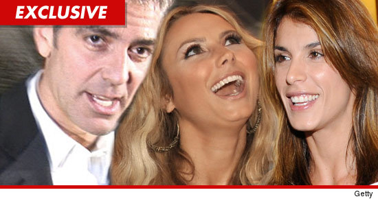George Clooney -- Elisabetta