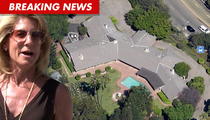 "Jamie McCourt Banks $6.525 Mil for Holmby Hills ""Guest House"""