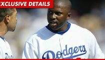 Ex-Dodger Milton Bradley -- Busted For Allegedly Swinging Baseball Bat at Wife