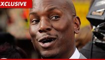 Tyrese -- Banned from the Airwaves in Delaware