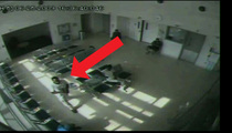 Dr. Conrad Murray Paces Frantically in Hospital After MJ Dies [Video]