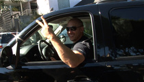 Vin Diesel -- Not Fast or Furious Behind the Wheel