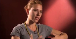 Scarlett Johansson: I'm Putting My Foot Down Over Nude Pics