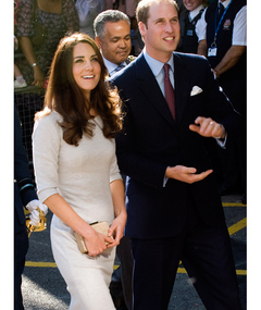 Prince William & Kate Attend Children's Cancer Center Opening