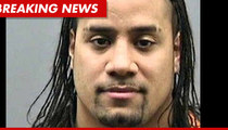 WWE Star Jimmy Uso Arrested for DUI