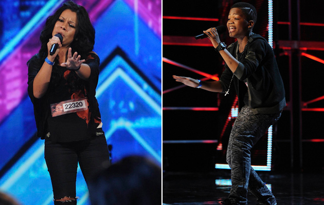 """X Factor"": Standouts from Final Audition Night"