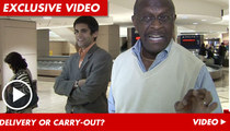 Herman Cain -- Pizza, Politics ... It's All the Same!