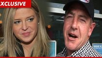 Kate Major Wins 'Anti-Wacking' Protection from Michael Lohan