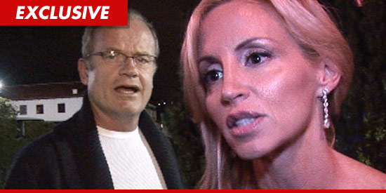 Kelsey Grammer Custody Battle