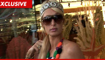 Paris Hilton -- I TOLD YOU ... I Didn't Pilfer the Pearls!