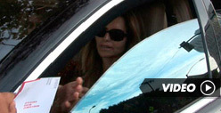 Maria Shriver's Parking Woes -- The More Things Change ...