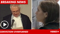 Amanda Knox -- Murder Conviction OVERTURNED