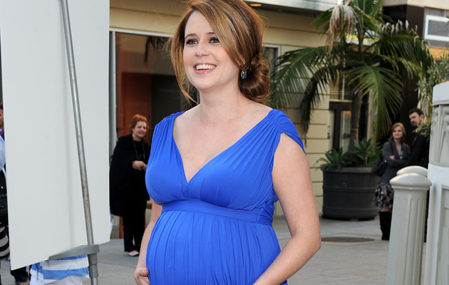 """Office"" Star Jenna Fischer Gives Birth!"