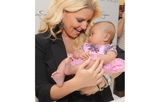 Jessica Simpson Fuels Pregnancy Rumors in San Fran