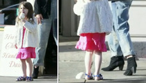 Suri Cruise -- The Ice Cream Life Lesson