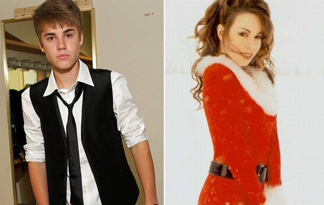 Video: Mariah Carey Reveals Duet with Justin Bieber