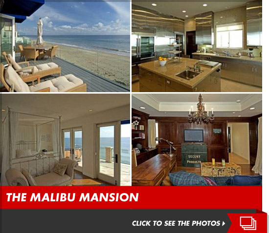 Osbourne Malibu Mansion
