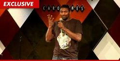 Metta World Peace Joins Comedy Boot Camp -- I&#039;m SERIOUS About Stand-Up