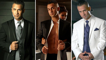 Photos: The Situation Models Tuxedo Line