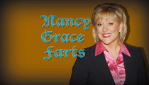 "Nancy Grace -- Convicted of Farting on ""Dancing with the Stars"""