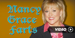 Nancy Grace -- Convicted of Farting on &quot;Dancing with the Stars&quot;
