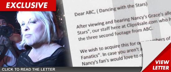 Nancy Grace Fart Fetish