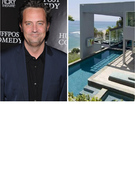 Matthew Perry's Malibu Home Up For Sale -- See the Photos