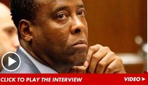 Dr. Conrad Murray: I Pumped Michael Jackson Full of Drugs Before Singer's Death [AUDIO]