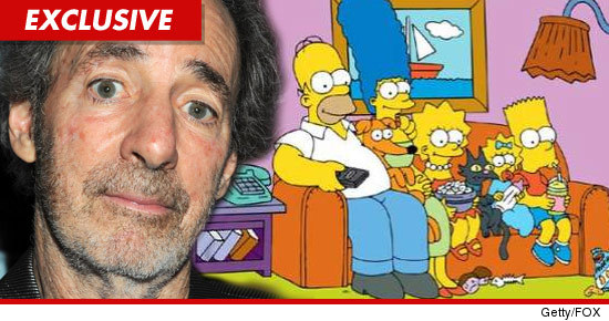 harry shearer friends