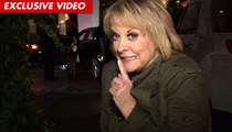 Nancy Grace Throws 'Dancing' Partner Under the Fart Bus