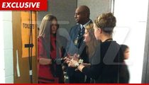 Paris Jackson -- Wearing the 'Thriller' Jacket Before Tribute Concert