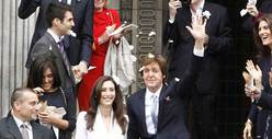 Paul McCartney -- Married ... Again