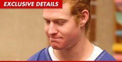 Ryan O&#039;Neal&#039;s Son -- Equipped with Monitoring Device