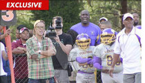 T.I. & Son -- You Ready for Some Football?