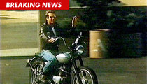 The Fonz's Motorcycle -- Hitting the Auction Blockamundo