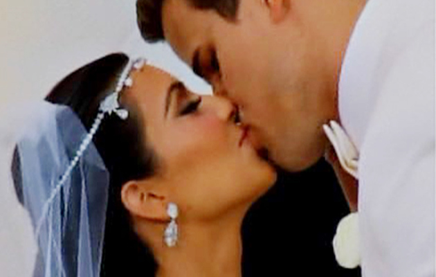 Video: Kim Kardashian & Kris Humphries' Wedding Vows