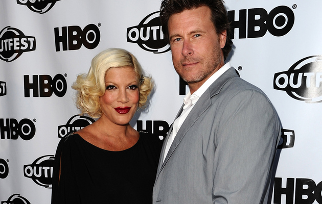 Tori Spelling Gives Birth -- See the Baby's First Photo!