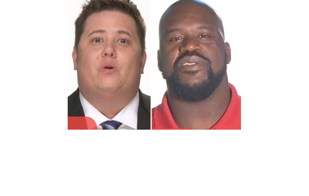 "Shaq, Chaz Bono & Vinny from ""Jersey Shore"" Do GLAAD PSAs"