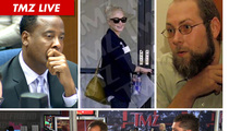 TMZ Live -- How Dr. Murray Dug His Own Grave ...