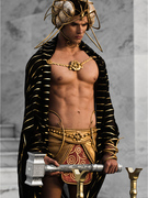 Eye Candy: The Hot &amp; Buff Cast of &quot;Immortals&quot;