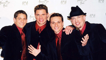 98 Degrees Reunites in Vegas -- See Them Now!
